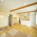 上越市新光町M様邸『畳のあるリビングの家』